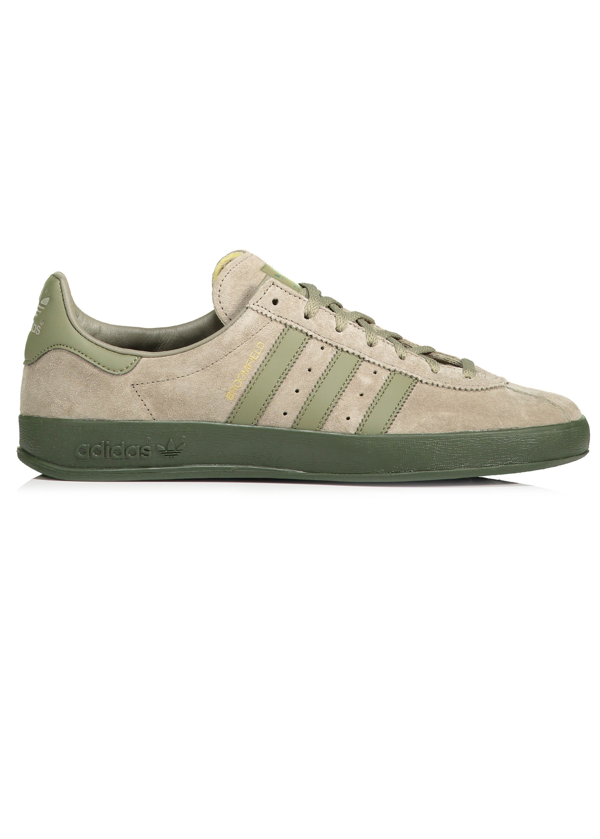 really comfortable official photos best loved adidas Originals Footwear Broomfield - Green