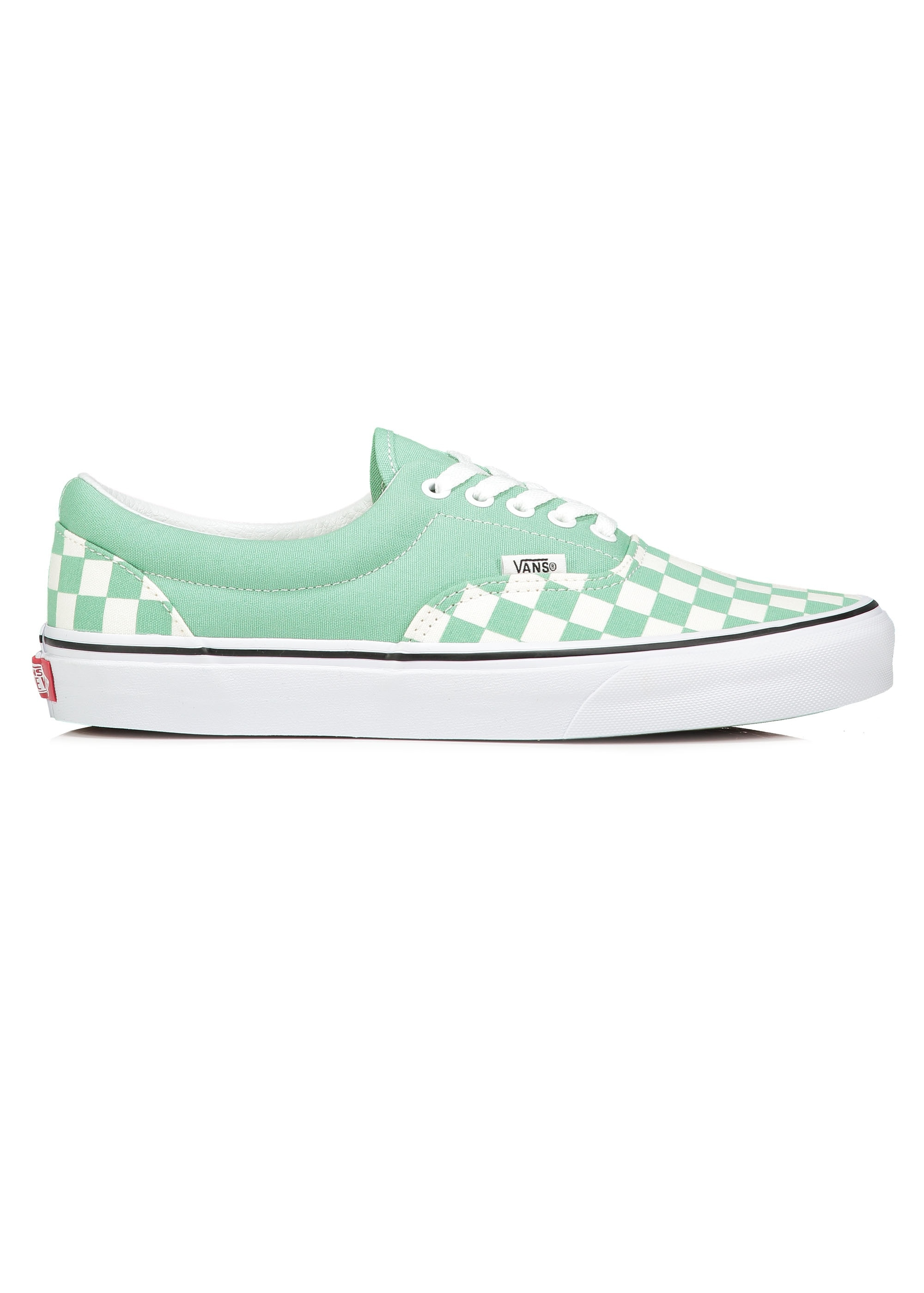 Vans Era Checkerboard - Neptune Green - Trainers from Triads UK 2d137b51a