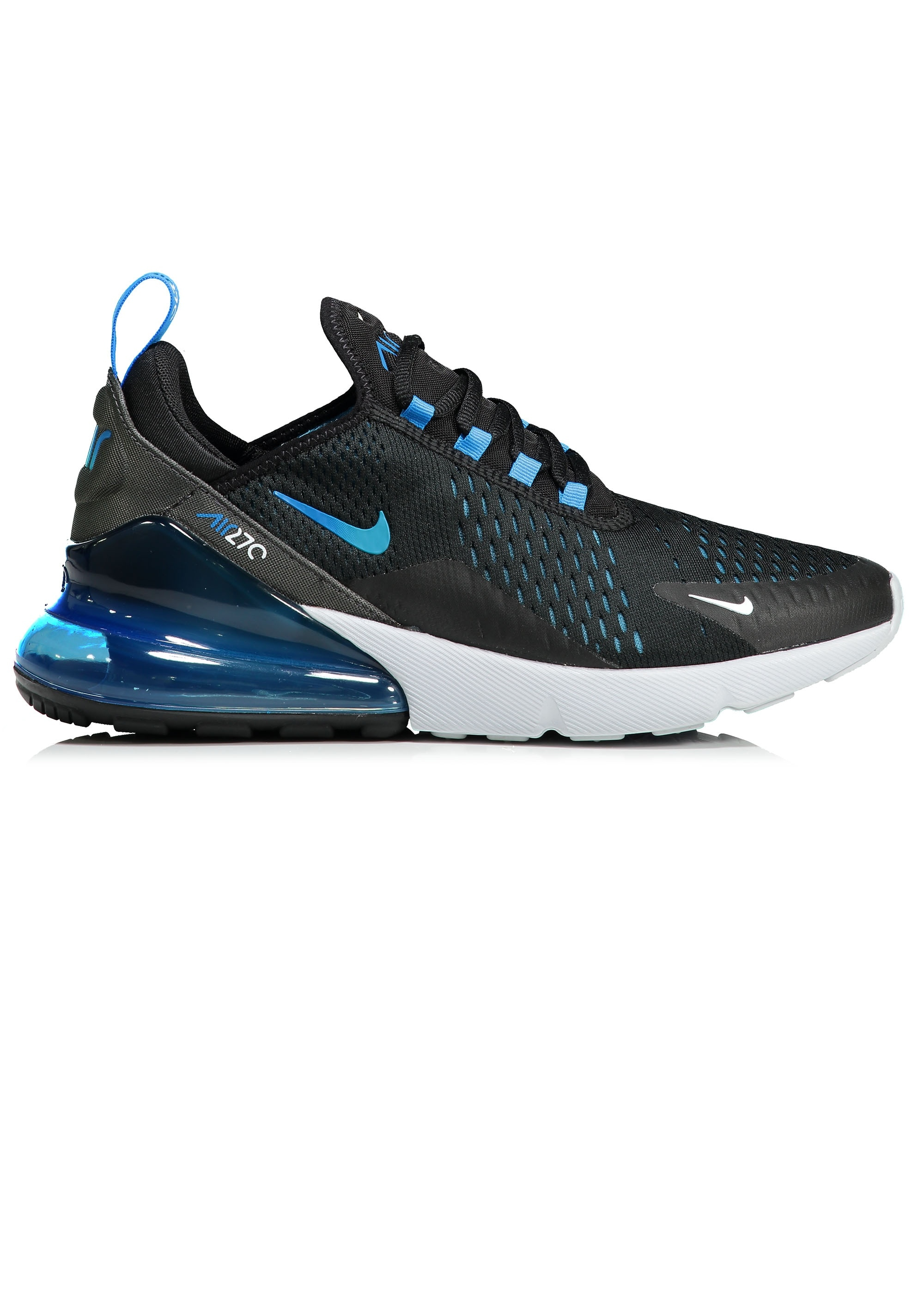 Nike Footwear Air Max 270 - Black / Blue