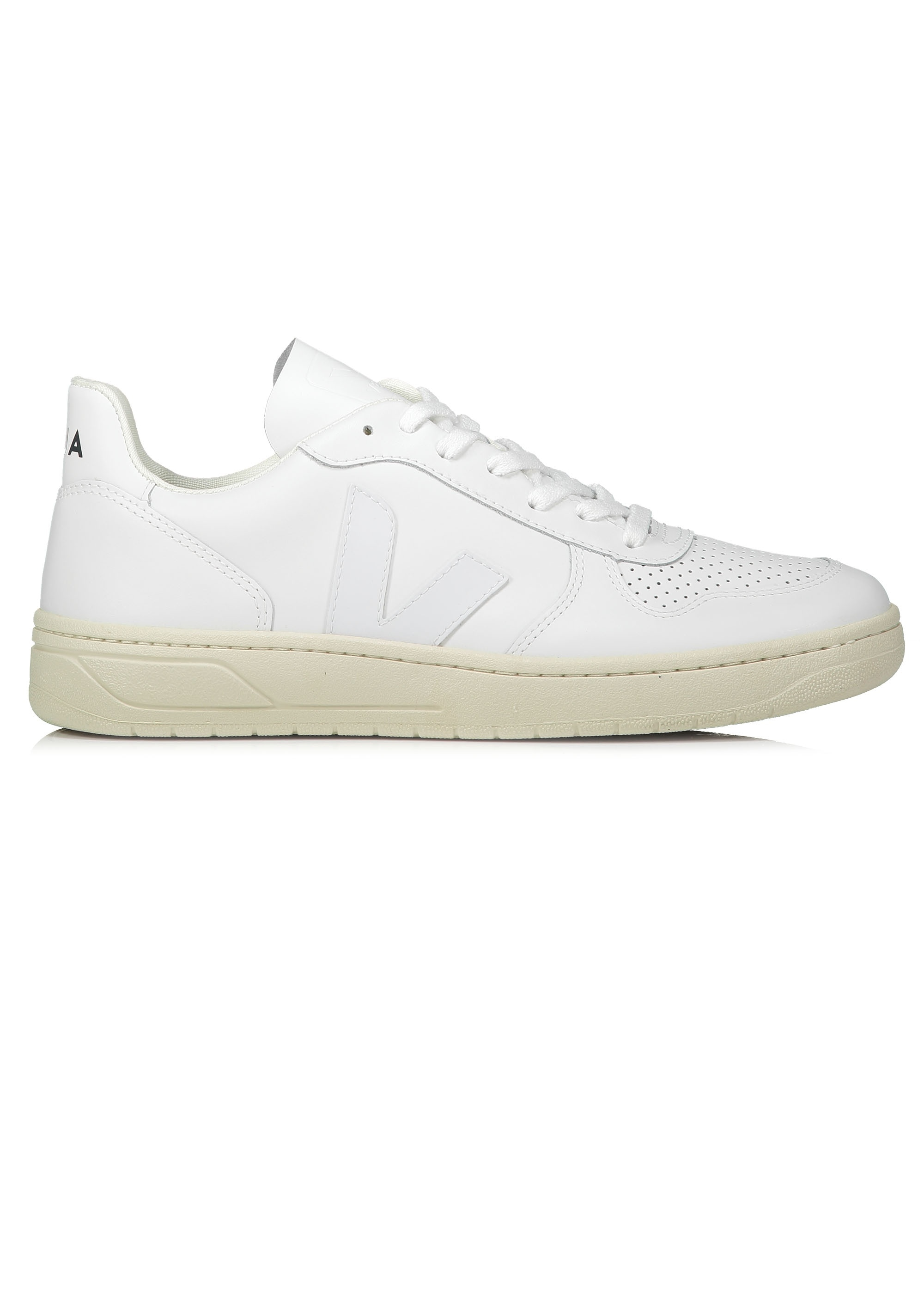 to buy classic style affordable price Veja V10 Leather - Extra White