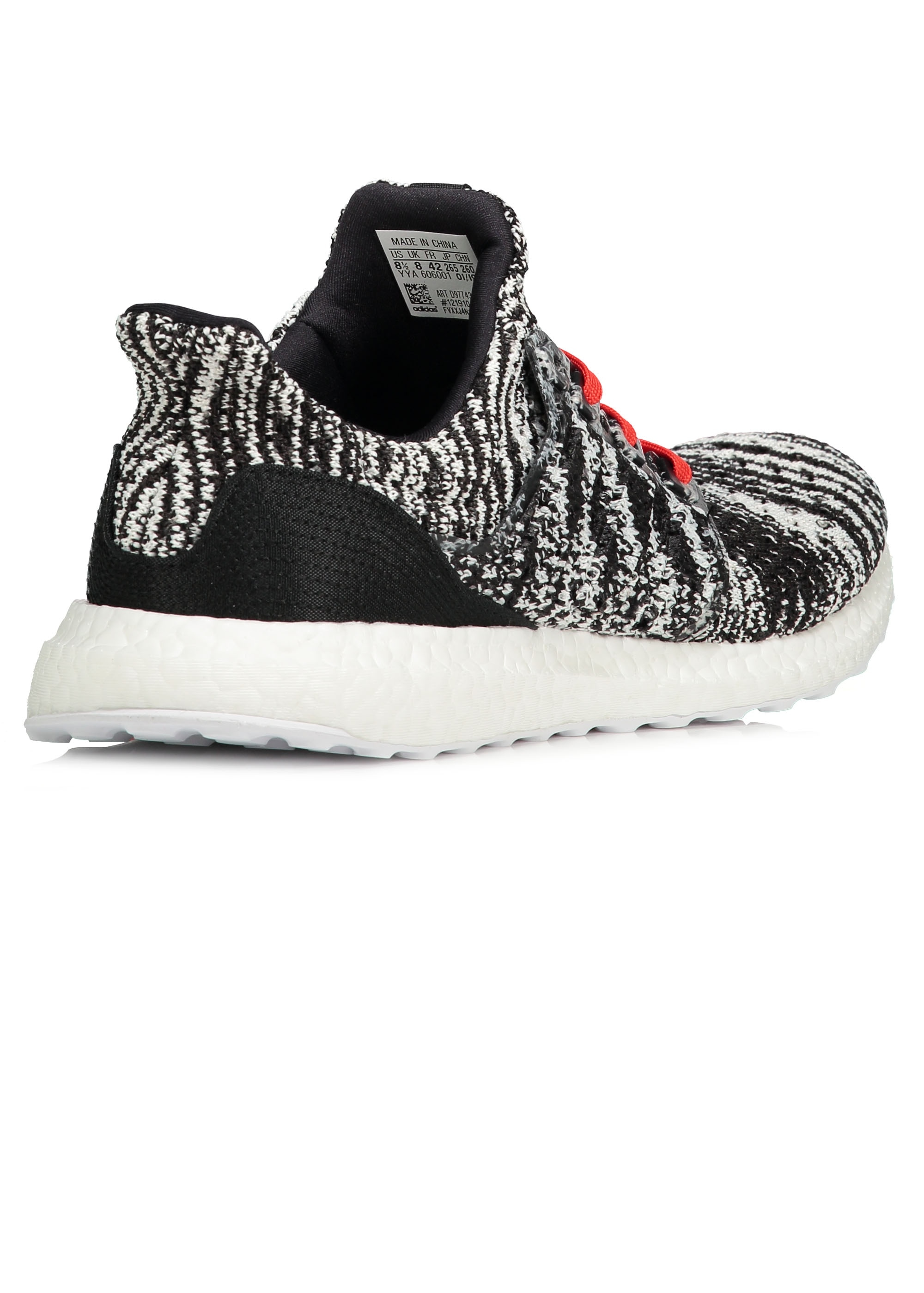 100% authentic be7e3 11baf Ultraboost Clima - Core Black   White   Active Red
