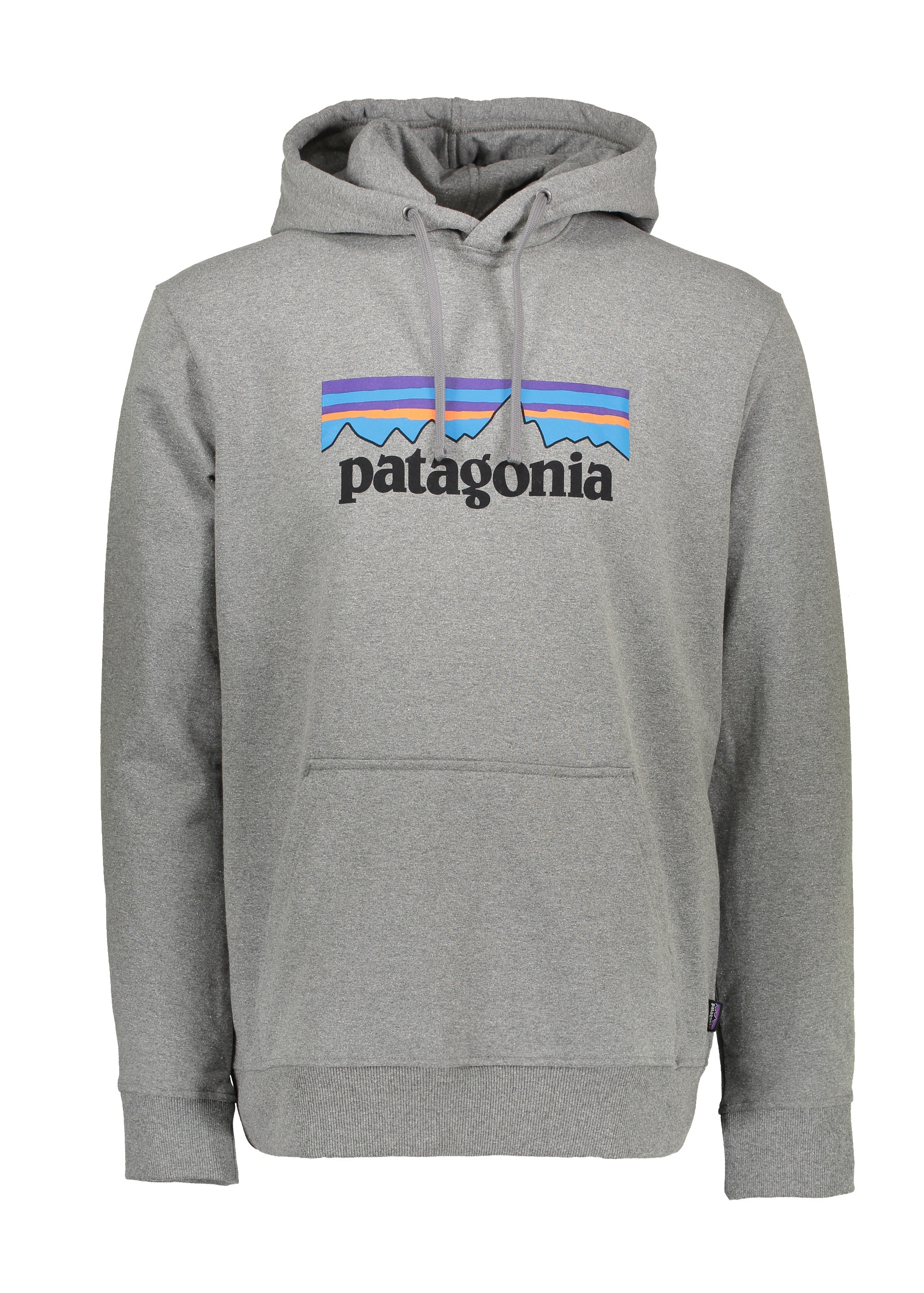 cd581532c93 Patagonia P-6 Logo Uprisal Hoody - Gravel Heather - Hoodies from ...