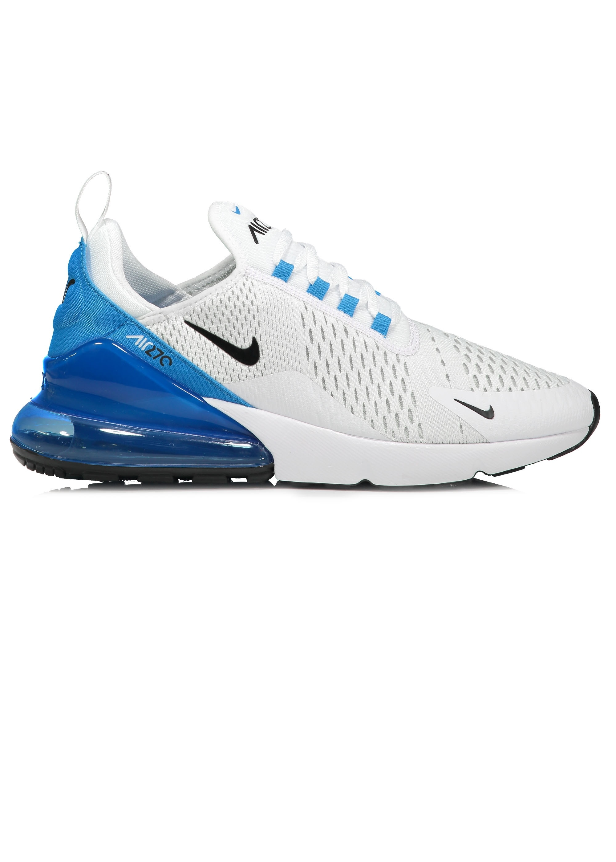 online store f609e 8400a Nike Footwear Air Max 270 - White / Blue