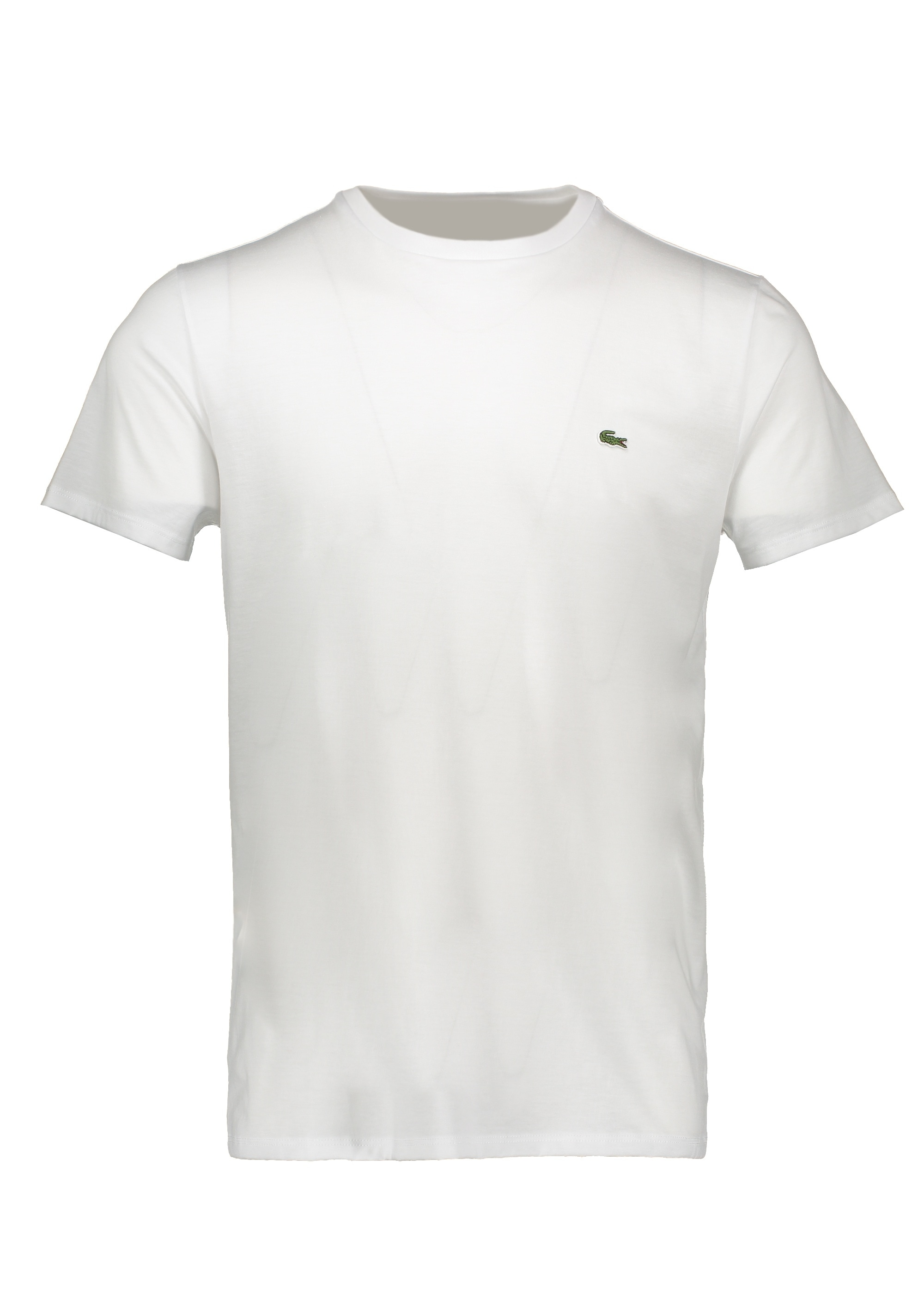 a8f5b89210 Lacoste Logo Tee - White - T-shirts from Triads UK