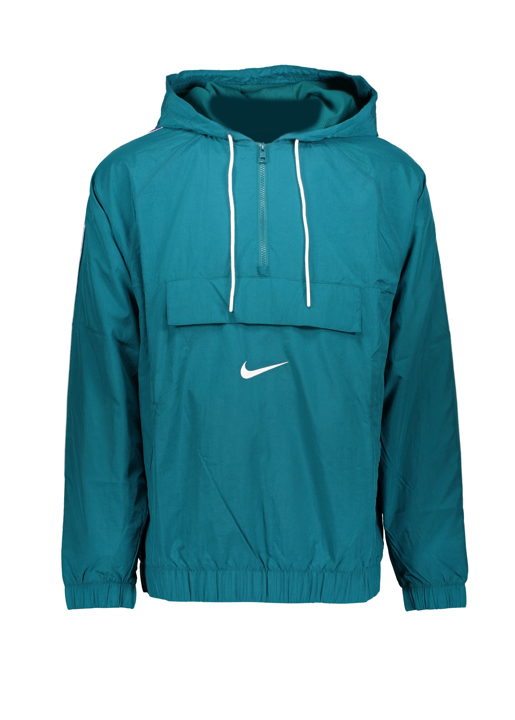 ce5400d55 Nike Apparel Swoosh Woven Jacket 381 - Geode Teal - Track Tops from ...